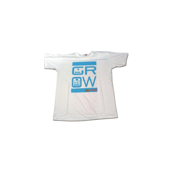 Grow! T-Shirt growroom! Größe S