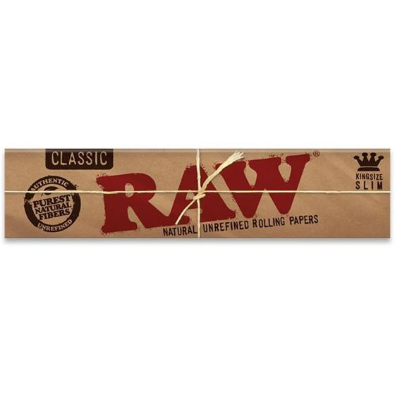 RAW Classic 12 Inch Super Sized Papers. 20Blatt, mit Gummizug