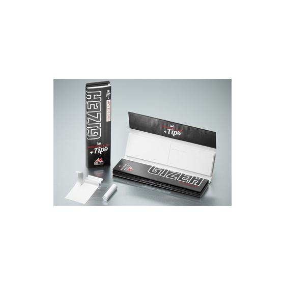 Gizeh Connoisseur KS Slim Papers + Tips im Booklet