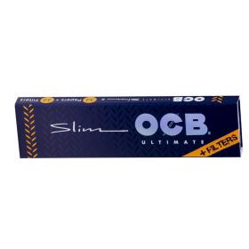 OCB Ultimate KS Slim + Tips