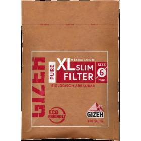Gizeh PURE XL Slim FILTER (Drehfilter)