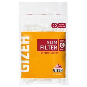 Gizeh SLIM FILTER (Drehfilter) 6mm