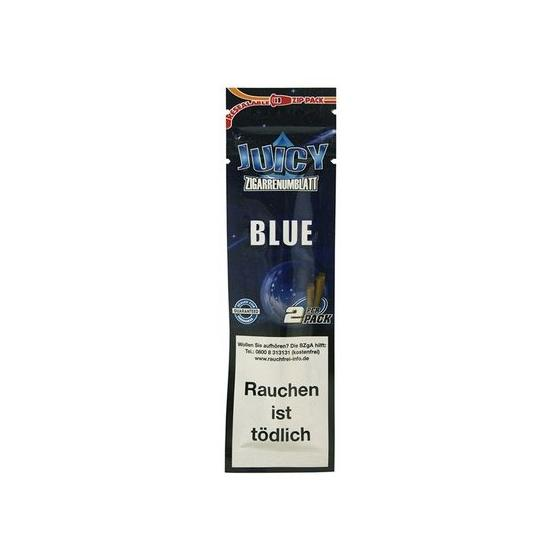 Juicy Blunt Blue
