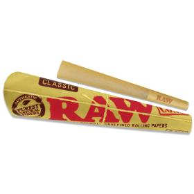 RAW Cones 1 1/4 Size, 6er Pack, Stopfhülse