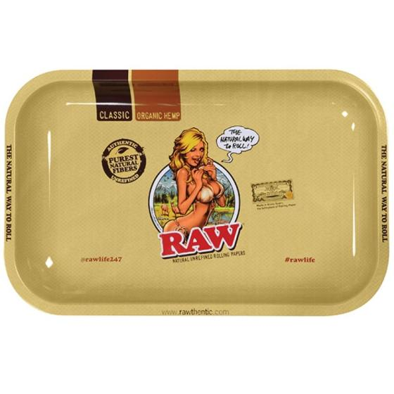 Raw Roll Tray S - Girl